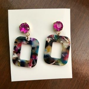 NWOT Nicole Miller earrings